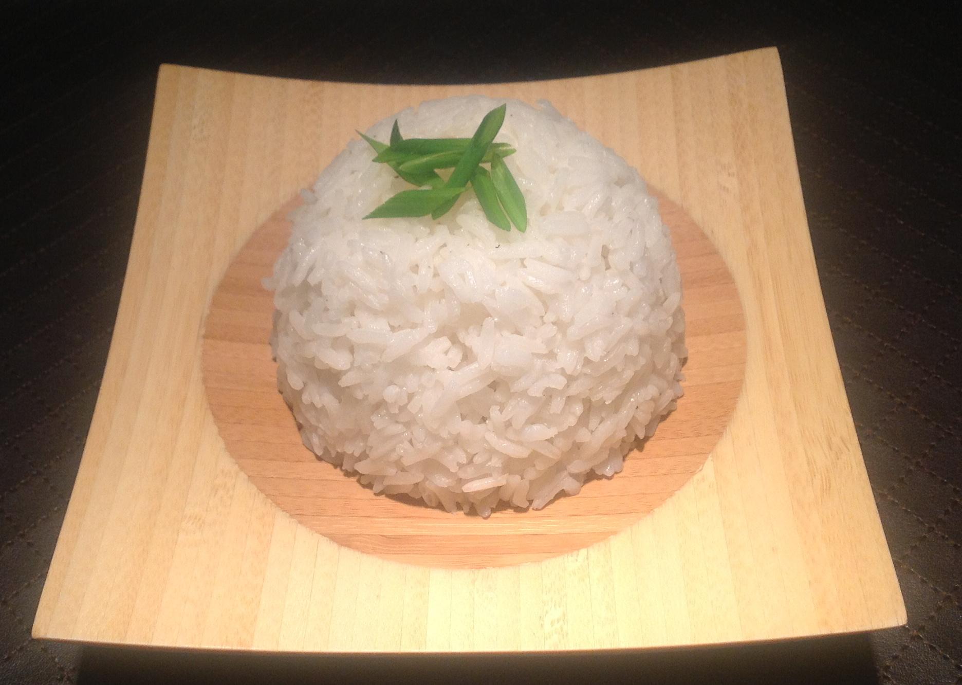 how to avoid mushy rice