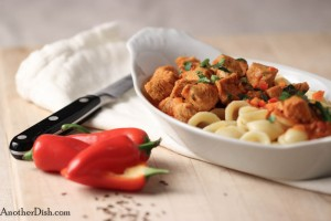 Chicken Paprikash (1 of 1)