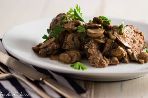 Meatloaf_with_Mushroom_Sauce (1 of 1)